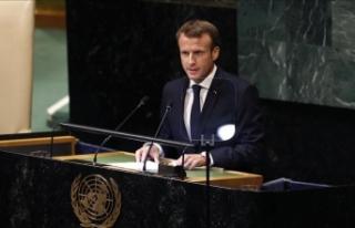 Fransa Cumhurbaşkanı Macron'dan İran açıklaması