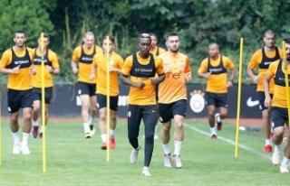 Galatasaray Şampiyonlar Ligi'nde sahne alıyor