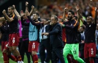 Galatasaray Teknik Direktörü Terim: Buraları çok...