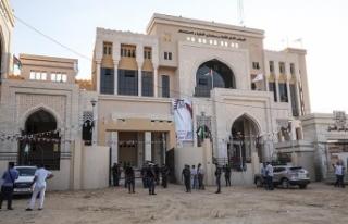 Gazze'de, Katar'ın finanse ettiği Adalet...