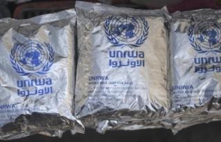 Gazze'de UNRWA'ya bağlı kurumlarda genel...