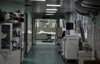 Gazze'nin en büyük hastanesi ciddi akaryakıt...