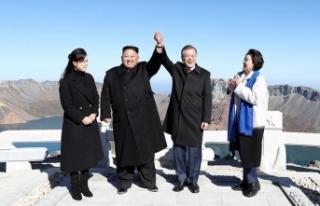 'Güney Kore ekonomik gücünü paylaşmaya sıcak...