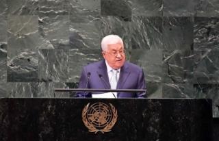 Hamas'tan Abbas'ın BM'deki konuşmasına...