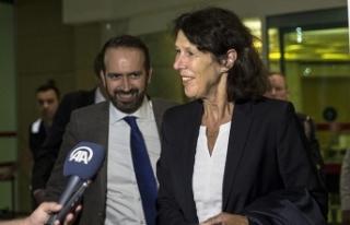 Hollanda'nın Ankara Büyükelçisi Türkiye'ye...