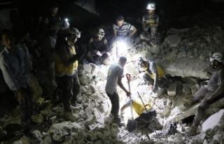 İdlib'deki insani durum kırılganlığını...