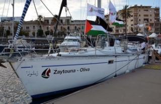 İsrail gasbettiği özgürlük gemilerini satıp...