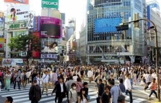 Japonya'da nüfusun yüzde 20'sinden fazlası...