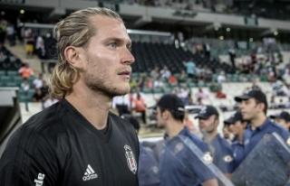 Karius'tan Beşiktaş taraftarlarına övgü