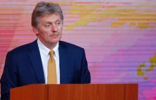 Kremlin Sözcüsü Peskov: Rusya Kuzey Akım 2'yi...