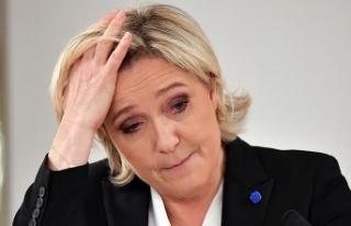 Le Pen'e göçmen karşıtı sözlerinden dolayı...