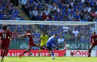 Liverpool 4'te 4 yaptı