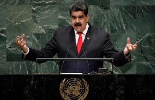 Maduro'dan BM'ye 'suikast girişimini...