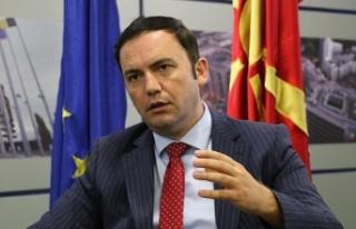 Makedonya Başbakan Yardımcısı Osmani: Makedonya...