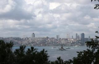 Marmara'da hava mevsim normallerinin üzerinde