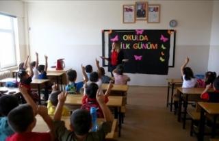MEB ilkokullarda uygulanacak yeni programın ilkelerini...