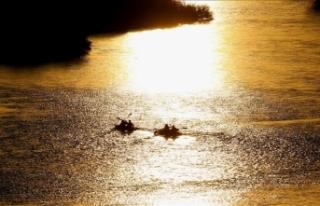 Meriç Nehri'nde 'gün batımı' turları