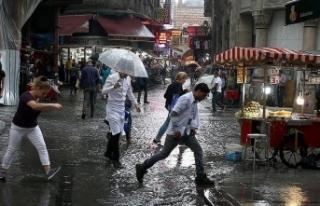 Meteoroloji uyardı, metrekareye 21-50 kg yağış...