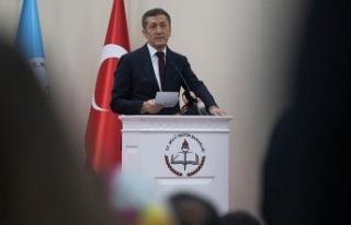 Milli Eğitim Bakanı Selçuk: Milli Eğitim ülkemizin...