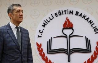 Milli Eğitim Bakanı Selçuk: Türk halkının gözünde,...
