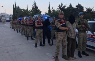 MİT, Suriye'de 9 teröristi yakalayarak Hatay'a...