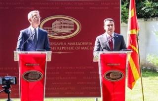 NATO, Makedonya'yı 30. üye olarak kabul etmeye...