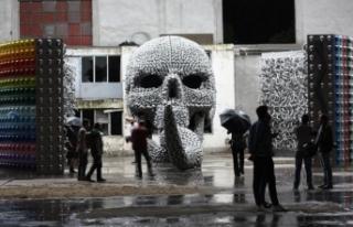 'Ölümsüzlük Odası' sanatseverlerle...