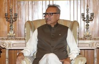 Pakistan Cumhurbaşkanı Alvi: Pakistan-Türkiye ilişkileri...