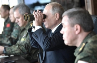 Putin Vostok-2018'i izledi