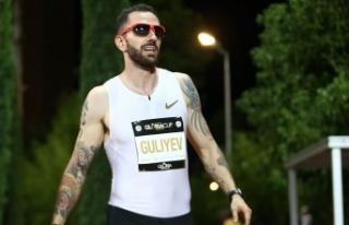 Ramil Guliyev 'yılın erkek atleti' ödülüne...