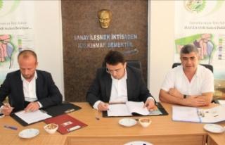 Samsun'a 10 milyon avroluk yatırım