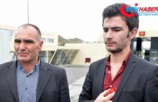 Sınır ihlali yapan Umut Ali Özmen Türkiye'de