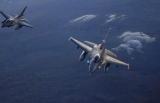 Şırnak ve Irak'ın kuzeyinde 5 terörist etkisiz...