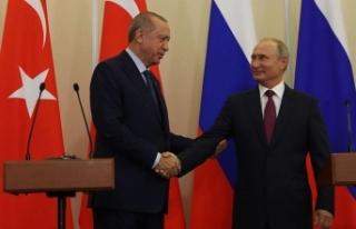 'Soçi'de Türkiye'nin üstlendiği 'sorumluluk...