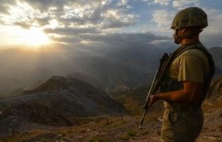 Tunceli'de etkisiz hale getirilen terörist sayısı...