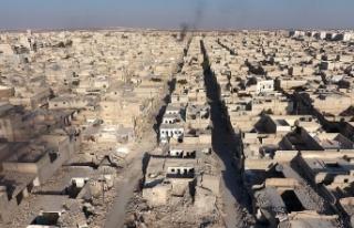'Suriye'nin yeniden inşası yarım asır...