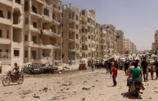Suudi Arabistan'dan uluslararası topluma 'Suriye'...