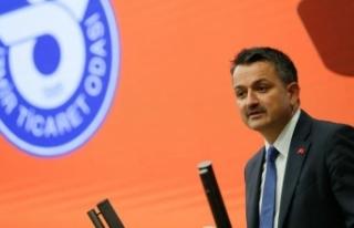 Tarım ve Orman Bakanı Pakdemirli: Türkiye balık...