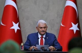 TBMM Başkanı Yıldırım: İç tüzük Cumhurbaşkanlığı...