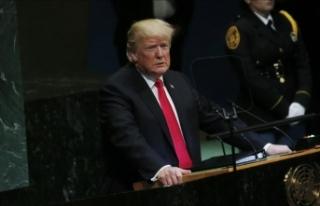 Trump, Filistin-İsrail meselesinin çözümüne dair...