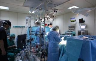 Türkiye'de 5 yılda 370 kişi kalp nakliyle...