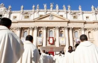Vatikan'da Pensilvanya'da ortaya çıkan...