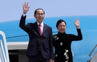 Vietnam Devlet Başkanı Tran Dai Quang hayatını...