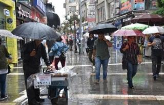 Yağışlar etkisini artıracak