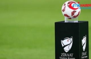 Ziraat Türkiye Kupası'nda 2. tur kuraları...