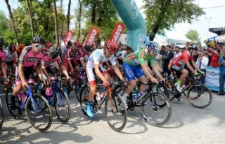 54. Cumhurbaşkanlığı Türkiye Bisiklet Turu'nun...