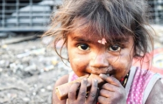 '820 milyon insan açlık ve yetersiz beslenme...