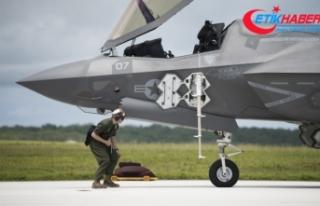 ABD'nin ardından İsrail ve İngiltere de F-35'leri...