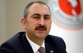 Adalet Bakanı Gül: Güven veren bir adalet sistemi...