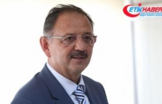 AK Parti Genel Başkan Yardımcısı Özhaseki: Belediye...